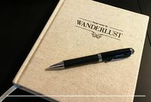 Wander Inspiration / Words inspire me to travel...travel inspires me to create words