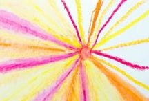 Art Love For Kids / Simple ideas for making art with kids! Children's art activities, homeschool inspiration, and resources to help foster a love of art in kids.