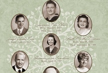 Family Tree / by Cherrie Staley