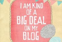 Biz + Blog Inspiration  / Business, Blogging, and Creating Inspiration