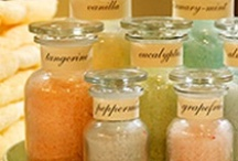 Balms, Butters, Scrubs, Oils and Essences