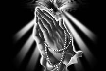 Praying Hands & Prayer / by Sandy Lee Cali