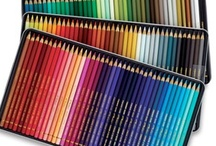 Art Supply Wishlist / Things that I want to add to my growing collection of supplies.