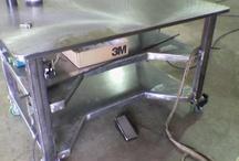 Weld Welding Welder Table