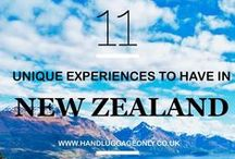 Wander New Zealand / This beautiful island country is filled with some of the most beautiful scenery and incredible people anywhere.