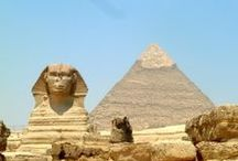 Wander Egypt / An ancient land that holds so much mystery, so much wonder and so much conflict