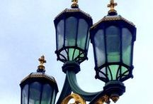 Wander Favorite Finds / I'm fascinated with lamp posts, street signs and things you happen along as you WanderWithWonder.