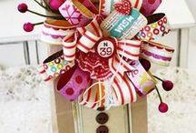 Creative Wrapping / by Kristen Finn