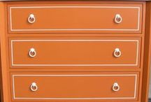 Painted Furniture Ideas / by Michele Crocco