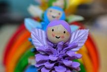 Creative Spring / Celebrating Spring with kids! Spring activities for homeschoolers. Ideas for St. Patrick's Day, Mother's Day, Earth Day, and Easter crafts & activities.
