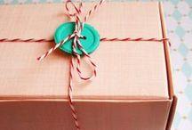 Gifting  / by Kristen Moreno