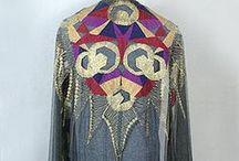 Art Nouveau & Art Deco / Art Nouveau or Art Deco jewellery, interior decor, prints and fashion