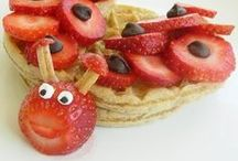 Fun food for kids / by Cherrie Staley