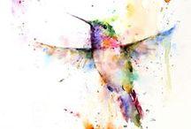 Watercolor / by Kristen Finn