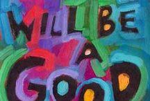 Paleta de Colores / para pintar la vida / by Gustavo Leonardo
