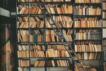 Libraries  / Between the Pages  Of a Book Is A Lovely Place to Be