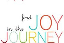 Choose Joy / Inspiring quotes about joy. I'm on a mission to bring more joy to everyone's lives. Join the joyful community on Facebook: https://www.facebook.com/53DaysofJoy #53DaysOfJoy / by Maria Palma