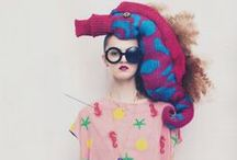 Quirky Cool / All things quirky and unique in fashion.