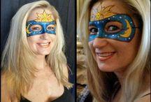 Face Paint Masks