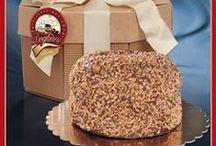 LINEA NATALE / all'interno di questa bacheca potrai trovare i nostri prodotti natalizi: dal panettone al pandoro al panforte passando dalle nostre specialità ...