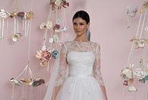 Wedding Collection 2016 by Oksana Mukha / Beautiful Wedding Gowns