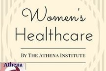 Women's Healthcare / Pins dedicated to improving women's healthcare on topics related to reproductive health and fertility, menstruation and menopause, breast cancer, and more! Add your own health advice for women!