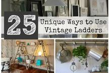 Repurpose + Upcycle Zen / Craft and Makeover tutorials, new ways of using things, repurposing, recycling, etc. / by Bad Girl Business