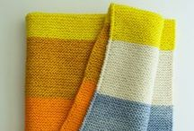 Knit and Purl / Knitting is a form of meditation. And a wonderful DIY.