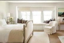 Home // Bedroom / by Gina Gardner