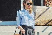 celebrity style / we know their faces, we want their wardrobes