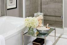 Bathroom / RELAX, rejuvenate, BREATHE, refresh, ENJOY, nourish, RENEW / by Sheryl Clay