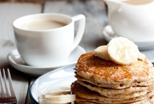Pancakes and other breakfast sunshine! / by Heather Lane