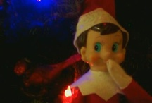 Elf on a shelf / by Isabelle Huot-Brant