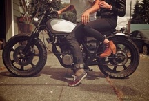Be Young & Wild / Motorcycles. Hobbies. Stay young forever. / by K. Shardell Monique B.
