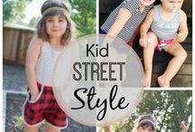 Child Style / Children's fashion, trends, clothing, accessories, shoes and brands to watch.  This stylish board for tots will keep you up to date on all the latest and greatest for those little fashionistas.  We love finding the coolest clothes for kids, but don;t blame us for your shrinking pocketbook. / by Savvy Sassy Moms