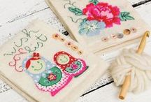 Sewing [and FREE patterns] / Sewing, patchwork and all things made by fabric here.