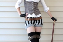 Let's Play Dress Up / Steampunk. Victorian. Pirates. I wish I could... / by K. Shardell Monique B.