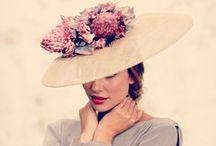hats & fascinators  / spring races style