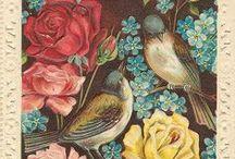 Birds / by DramaqueenSeams