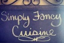 Simply Fancy Cuisine / This is my culinary page for my business, Simply Fancy Cuisine. Here you will find photos of food items that I prepare for clients, friends, and family. Bon Appetit! Checkout my online store: (https://squareup.com/market/simply-fancy-cuisine)  and Follow on Facebook, Thank You!