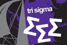 Tri Sig Stuff - My Sorority Stuff