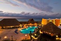 Just Like Heaven / Amazing Hotels in Mexico are all a piece of heaven on Earth.