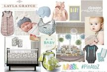 Baby #PinAtoZ / B is for Baby #PinAtoZ.  Best of Baby, Baby Showers, Baby Blankets, Nursery, Strollers, Wall Art, Baby Decor, Baby Products, Plush Baby, Baby Gifts, Baby Clothing, Baby Shoes, Diaper Bags, and must have accessories