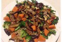 maddie's meals / yummy vegetarian & vegan meals
