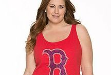 Team Fan Shop / Get in the game with your favorite pro sport team tees! #LaneBryant / by Lane Bryant