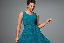 Dress Code / Flaunt your curves in flirty dresses this spring at #LaneBryant / by Lane Bryant