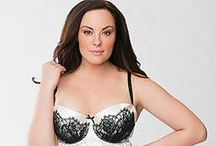 "Here Comes the Bride / Say ""I do"" to sexy lingerie just right for your special day, honeymoon and happily ever after! #LaneBryant #Cacique / by Lane Bryant"