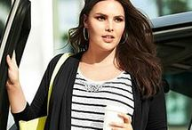Tees and Capris, Please / Turn two spring style must-haves into oh-wow outfits all season long! #LaneBryant / by Lane Bryant