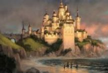 Dreams of Narnia...and Hogwarts / by Amy Mrosko