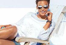 White HOT Summer / Always fresh. Always summer-chic. #LaneBryant / by Lane Bryant